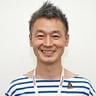 Morizumi-san-with-a-pin-badge